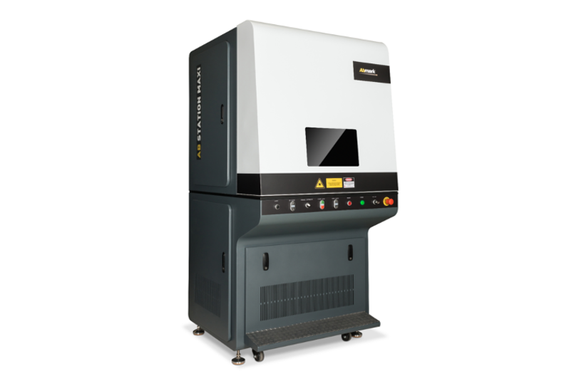Laser marking workstation | Abstation-Maxi